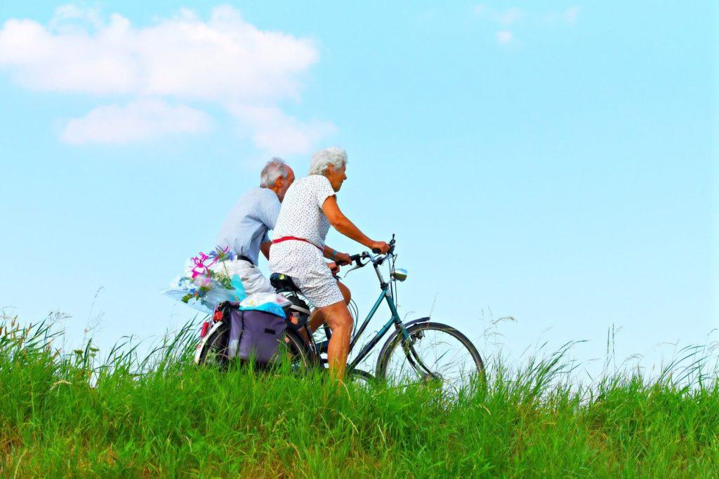 aumenta a longevidade